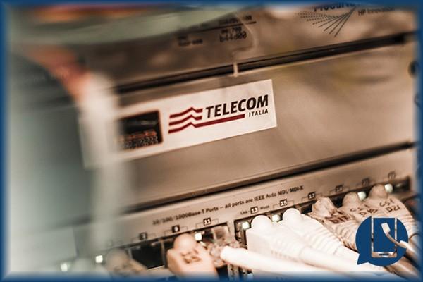 segreteria telefonica telecom fisso